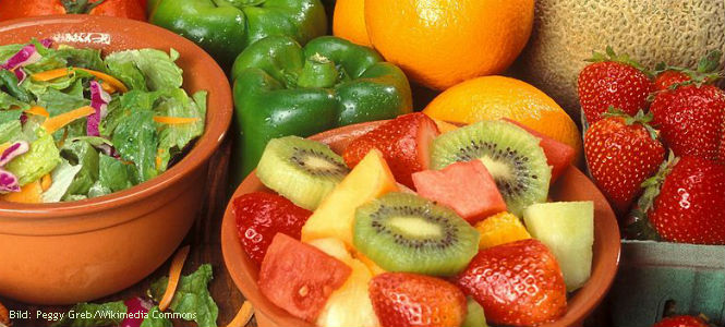 Grönsaker. Bild: Peggy Greb/Wikimedia Commons