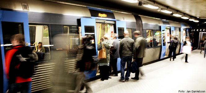 17-miljarderspaket till utbyggd tunnelbana