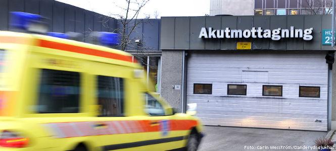 Säkra patienters och vårdpersonals trygghet