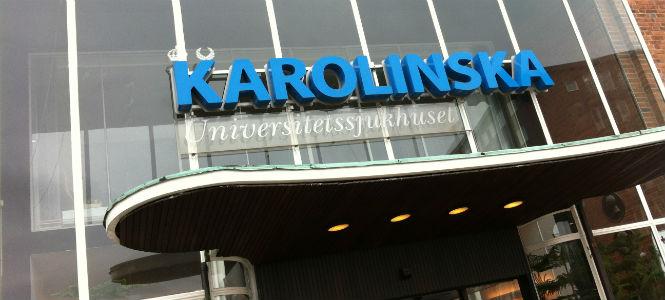 Studiebesök på Karolinska-akuten