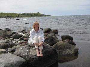 Nu väntar några sköna dagar på södra Gotland med familj och goda vänner.