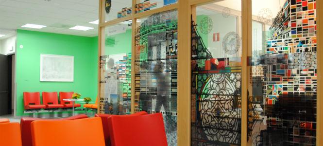 Invigning av Sjukhusfysiks nya lokaler