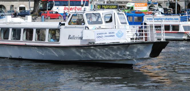 Två nya pendelbåtslinjer i Stockholm!