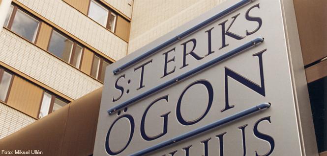 S:t Eriks – världsledande ögonsjukhus