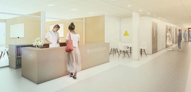 Beslut om fler vårdplatser på Danderyds sjukhus
