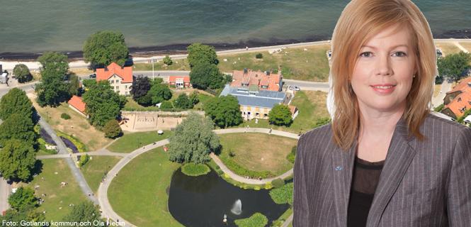 Anna Starbrink, Almedalen