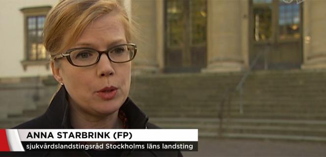 Anna Starbrink (FP) om s.k. oskuldskontroller