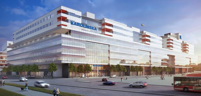 Högspecialiserad cancervård till Karolinska sjukhuset