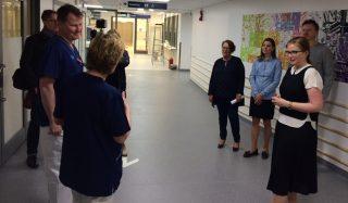 Ny akutmottagning på Capio S:t Görans sjukhus