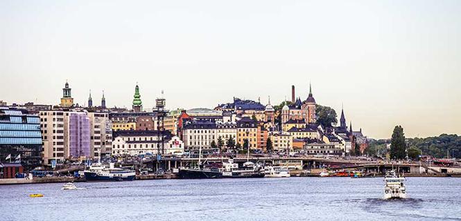 Stockholmsregionen mest innovativ i EU 2017