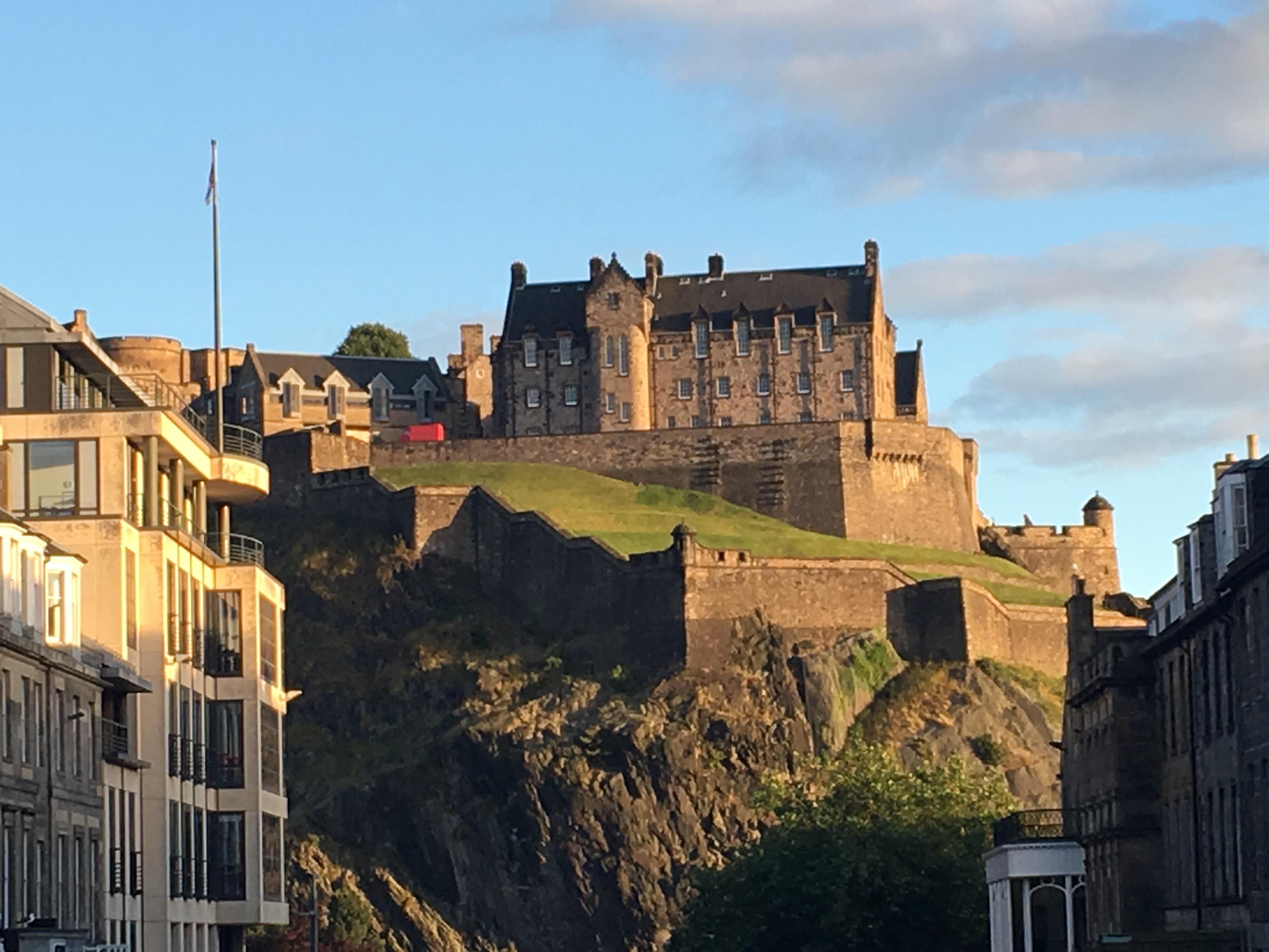 Skottland inspirerar