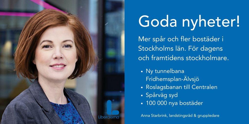 Kollektivtrafiken stärks i Stockholm