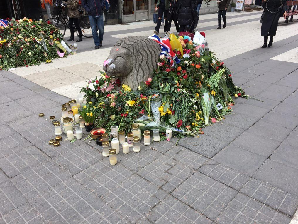Minnet av Drottninggatan
