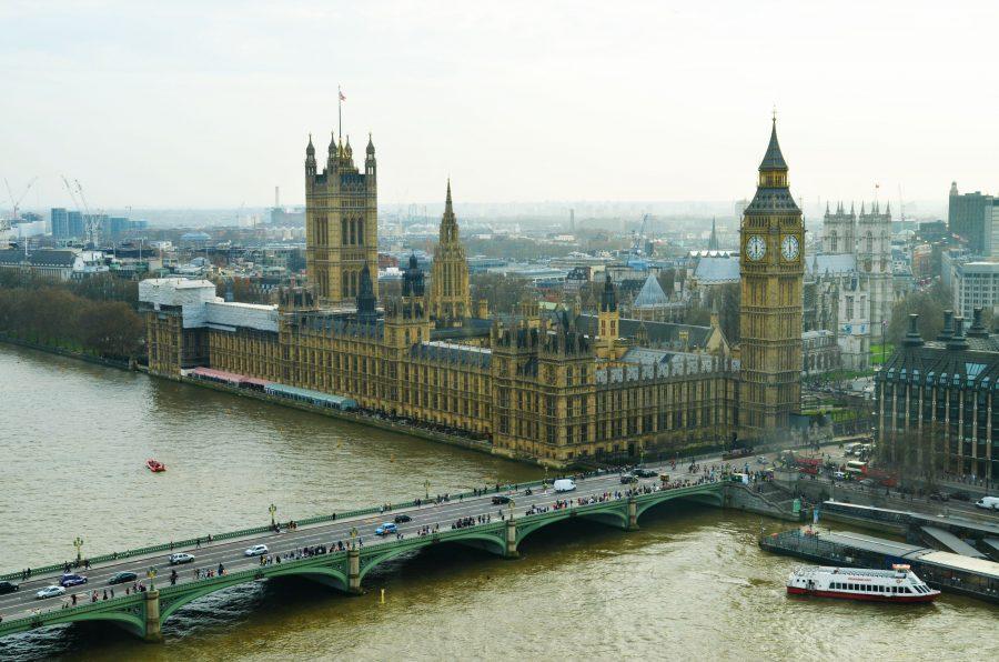 Sorg för London