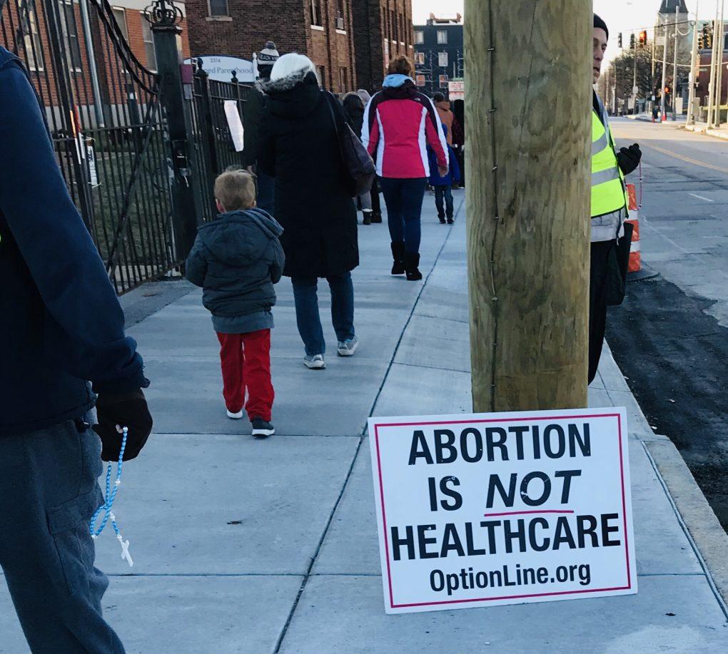 Kampen mot abort hårdnar i USA