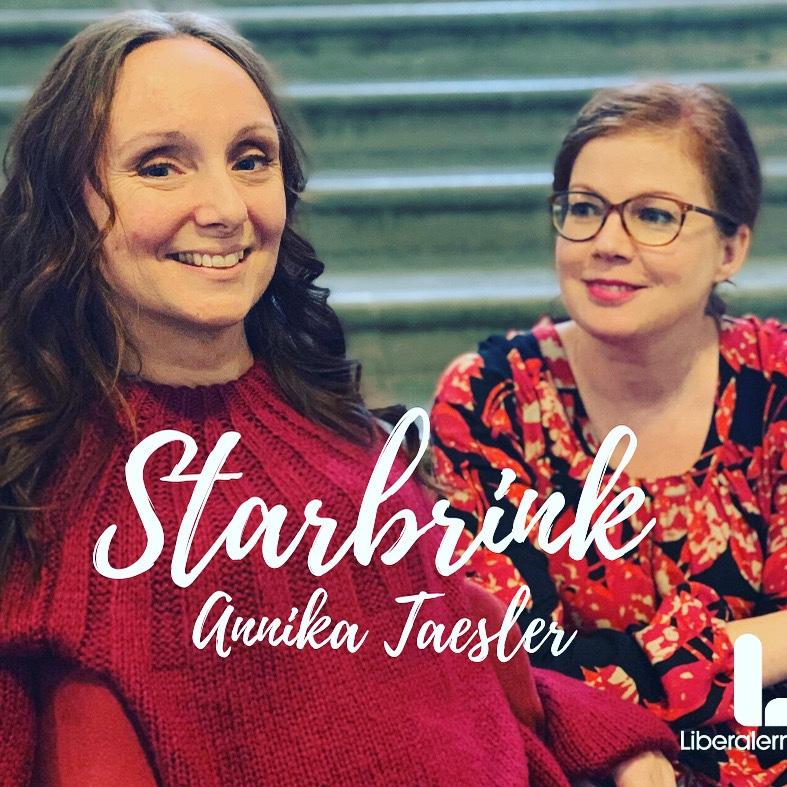 Ny podd: Annika Taesler
