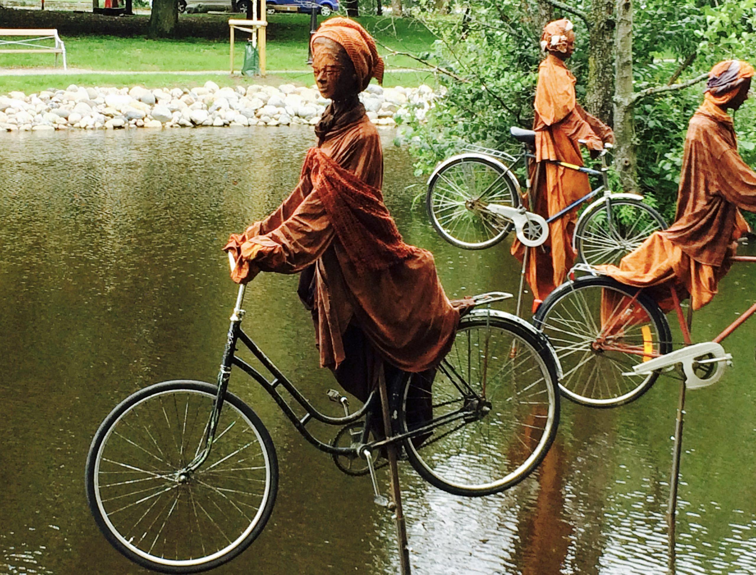 Fler cykelvägar, färre svåra olyckor…