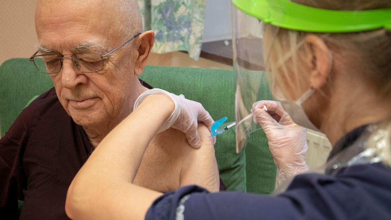Vaccinet är här nu!