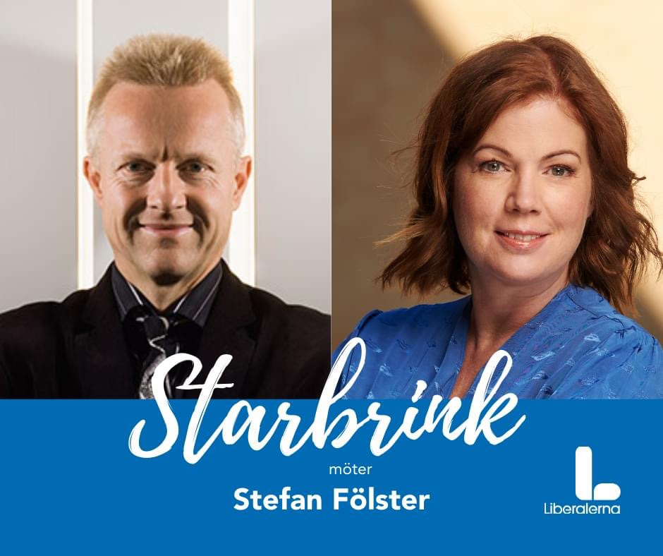 Ny podd med Stefan Fölster